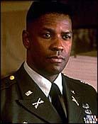 Denzel Washington as The Vigilante