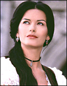 Catherine Zeta-Jones as Xanadu
