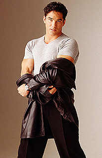 Dean Cain as Oliver Kismet Hawke/Dragon