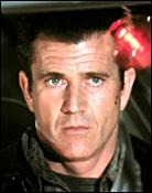 Mel Gibson as Guy Gardner/Warrior